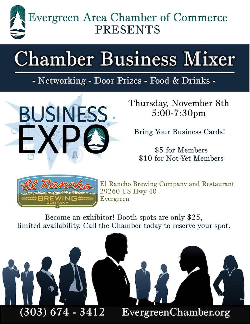 Evergreen Chamber Business Expo 2018