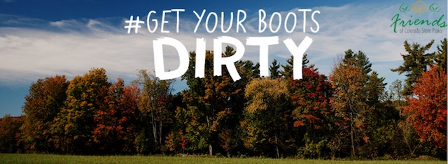 Get Your Boots Dirty Photo Contest Friends of Colorado State Parks