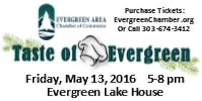Taste of Evergreen 2016