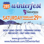 Conifer Chamber's 285 Winterfest