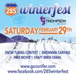 Conifer Chamber's 285 Winterfest