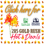 285 Gold Rush Hot Deals