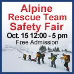 Alpine Rescue Safety Fair