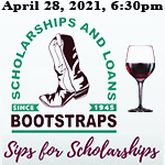 Bootstraps Inc Sips For Scholarships Fundraiser