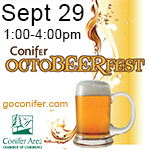 2018 Conifer OctoBEERfest