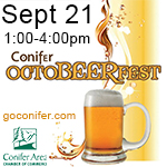 10th Annual Conifer OctoBEERfest September 21 2019