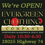 Evergreen Clothing and Mercantile
