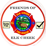 Vote Yes for Elk Creek Fire