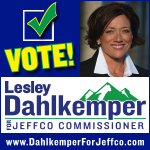 Lesley Dahlkemper for Jeffco Commissioner