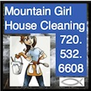 Mountain Girl House Cleaning