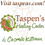 Taspen's Organics & Healing Center, Cosmic Kitchen