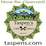 Taspen's Organics, Healing Center and Taspen's Cafe & Bakery