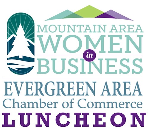 Mountain Area Women In Business Luncheon Logo Evergreen Chamber Commerce