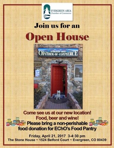 Evergreen Chamber of Commerce Open House 4.2017