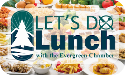 Evergreen Chamber of Commerce Lets Do Lunch
