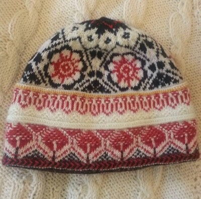 Twined Hats Knit Knook
