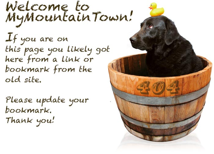 Welcome to MyMountainTown.com
