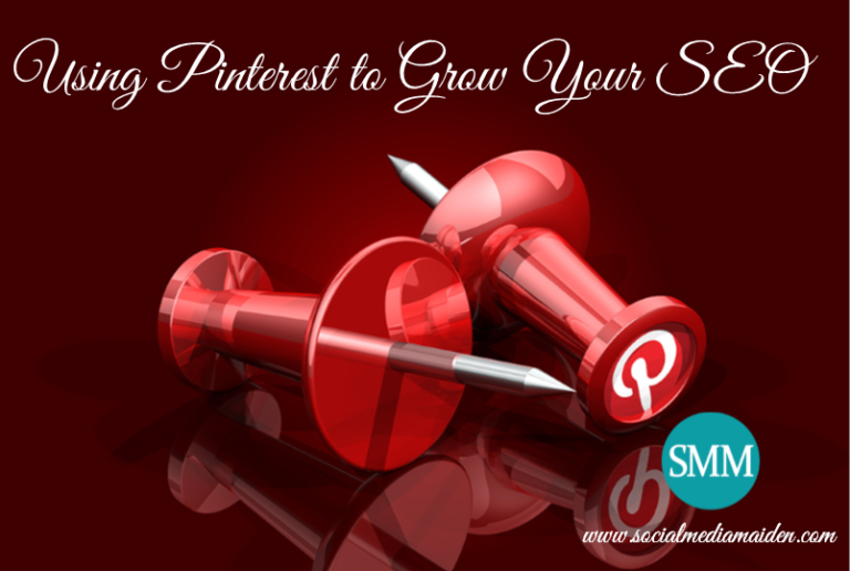 Using Pinterest to Grow Your SEO
