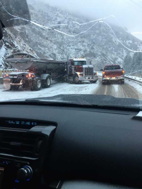 NB Hwy 285 Closed in Turkey Creek Canyon - My Mountain Town: Conifer
