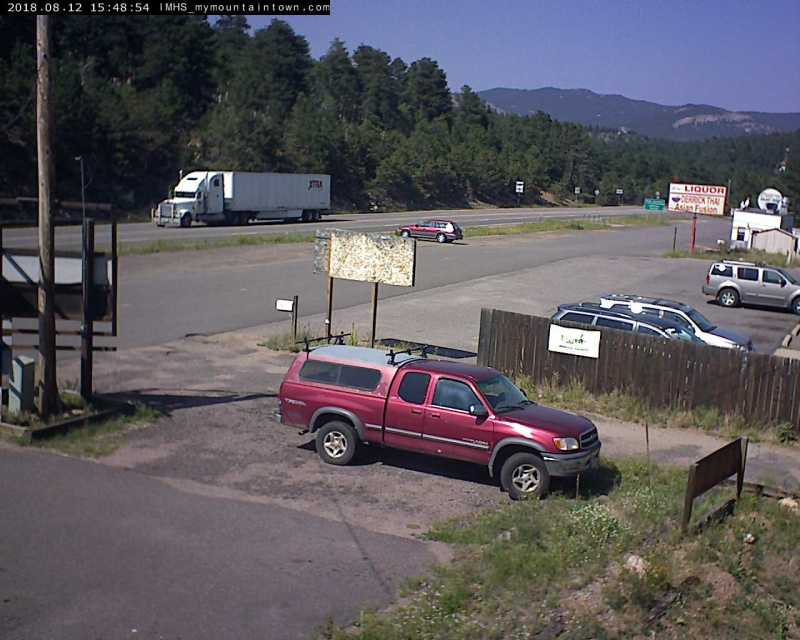 Accident Hwy 285 at MM 228 - My Mountain Town: Conifer, Pine