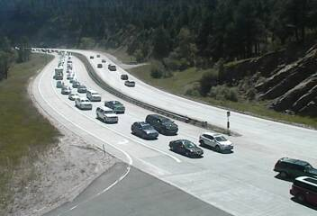 Accident Hwy 285 NB in Turkey Creek Canyon - My Mountain