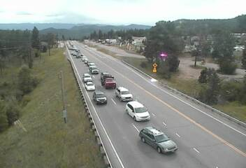 Accident Hwy 285 at Richmond Hill - My Mountain Town