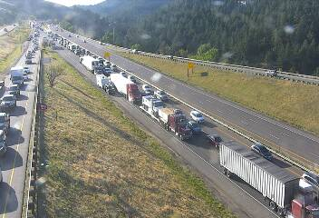 Accident I-70 WB at Chief Hosa (MM253) - My Mountain Town