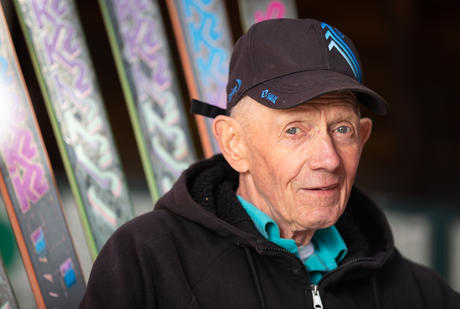 A Legend Jim Musser Closed His Ski Shop But Still Connected With Ski Community My Mountain
